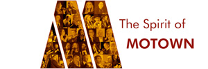 Das Logo :: spirit-of-motown.de The Spirit of Motown